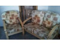 Concervatry two seater two chairs