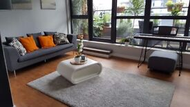 Penthouse in quiet city centre location - En-suite double room - all bills included