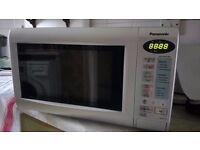 Panasonic microwave grill