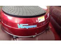 Vibrapower ( Vibropower ) Disc 2 Vibrating plate