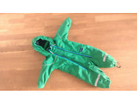 Polarn O Pyret waterproof suit