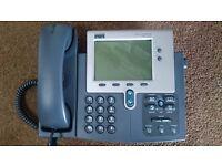 Cisco 7940 IP PHONE + Handset