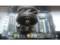PC Intel i5 2500K, 16gb Ram, Motherboard, Cooler and soundcard