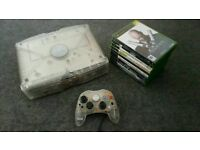 xBox Bundle - Limited Crystal Clear Edition