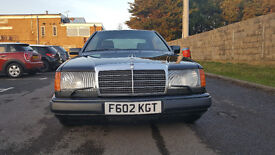 Mercedes-Benz 300 3.0 CE-24 2dr 1989 (F reg), Coupe £1,995 p/x welcome