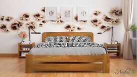 King size bed for sale with matress