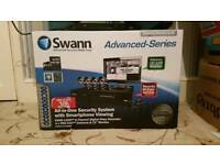 Swann - CCTV with Smartphone Viewing - DVR-1200