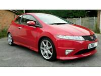 Honda Civic Type R GT - Milano Red