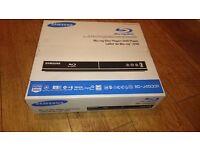 Samsung BDJ4500R Blu Ray player (Brand New)