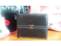 Neq leather wallet
