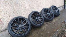 """3SDM 0.01 18"""" Wheels 5x112"""