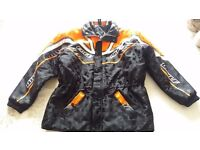 Wulfsport Childrens Jacket & Kidzone Trousers (with removeable knee armour)