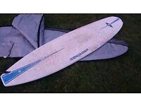 Bic DURA-TEC Natural Surfboard 7ft 9