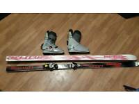Radial GX1 Skis with Boots £50