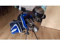 Men's left-handed golf set