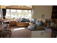 Beautiful pre-owned static for sale on lovely residential park in Dornoch with sea views