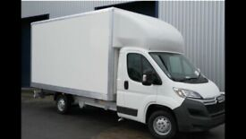 Man with van furniture mover delivery service