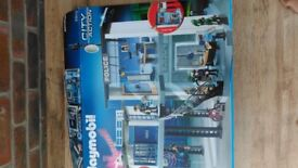 Play mobil police station
