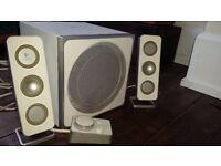 Logitech Z4i Speakers