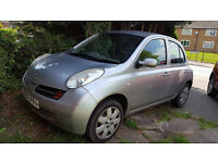 NISSAN MICRA FOR SALE £650!!!