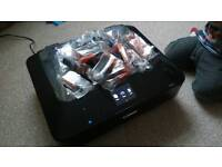 Canon mg6350 wifi printer with lots inks