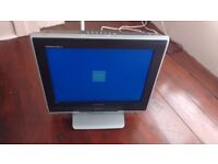 Toshiba lcd colour TV 15""