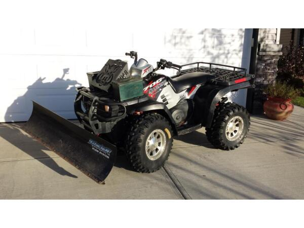 Used 2004 Polaris Sportsman 700 EFI