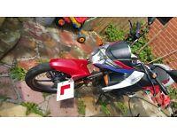 125cc geared bike