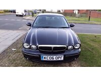 Quick sale jaguar x type 2.2.2d manual 113k full service history and mot only £1990