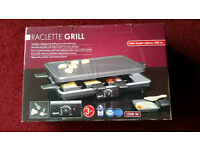 Raclette Grill Brand New In Box Never Used