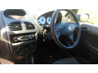 Peugeot 206 1.4 good condition