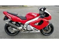 96 Yamaha YZF 1000 Thunder Ace