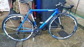 Ribble 7005 Winter Audax bike