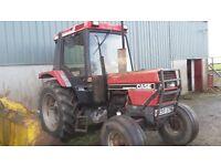 case international 885 xl good going tractor £5400