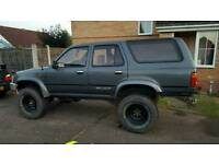 Toyota Hilux Surf 3.0 TD Auto