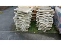 50 4x4 concrete paving spabs