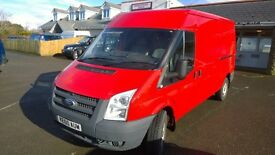 ford transit t350l l.w.b 2011 registration, 2.4 lt turbo diesel , 134,000 miles
