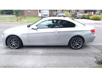 BMW 330D Coupe E92 3.0 diesel 2006