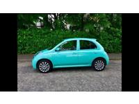 Nissan Micra Chic 1.2, MOT MAY 2018, Well Serviced, Very Clean