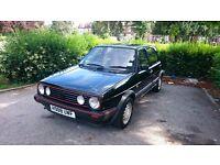 Golf Driver 1.6 Mk2 Black