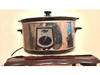 Electric Casserole cooking pan