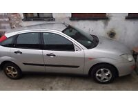 **Ford Focus For Parts or Scrap**