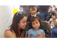 Friendly☆Experienced☆Reliable☆Face Painter☆Face Painting