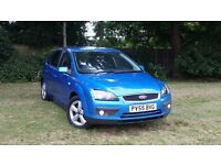 FORD FOCUS 55 PLATE ++1.8 DIESEL MANUAL ++5 DOOR++FRESH MOT++2 KEYS++F/S/H++