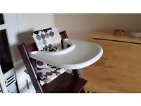 Stokke highchair tray