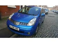 2009 Nissan note 1.4 acenta