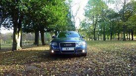 Audi A6 Avant SE 2008, 2.0 TDI, Strato Blue, 122k miles, 140KM