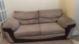 DFS Sofa 3 seater