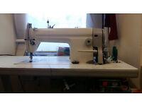 Juki 8100 sewing machine