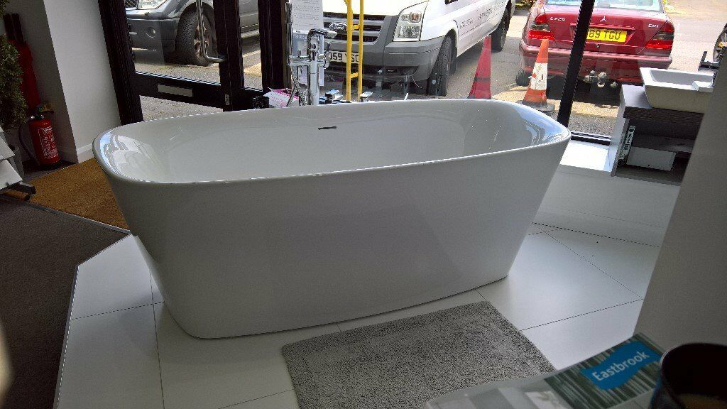 Ideal Standard Interiors Ex Display Dea Freestanding Bath